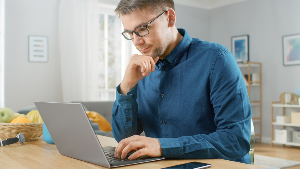 online werken